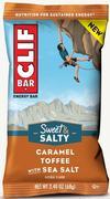 Clif Bar - Caramel Toffee with Sea Salt