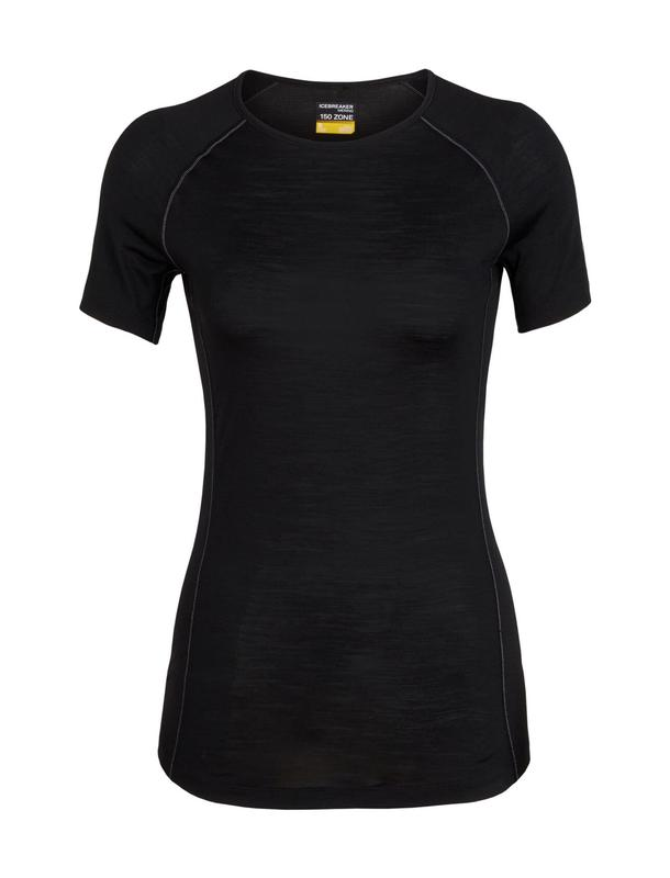 Women's Bodyfitzone 150 Zone Short Sleeve Crewe