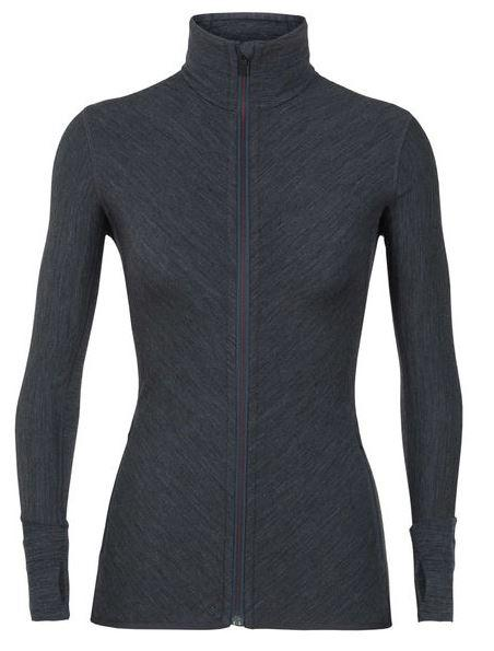 Women's Descender Long Sleeve Zip