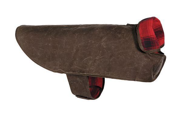 The Sk Waxed Cotton Dog Jacket