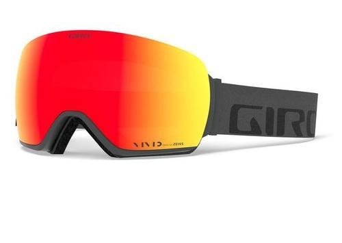 Article Goggle - Grey Wordmark/Vivid Ember/Vivid Infrared (19/20)