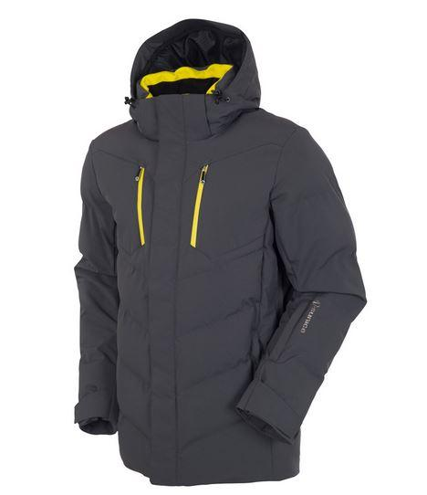 Boulder 3m Thinsulate Waterproof Jacket With Removable Hood