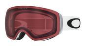 Flight Deck XM Snow Goggle - Matte White / Prizm Snow Rose
