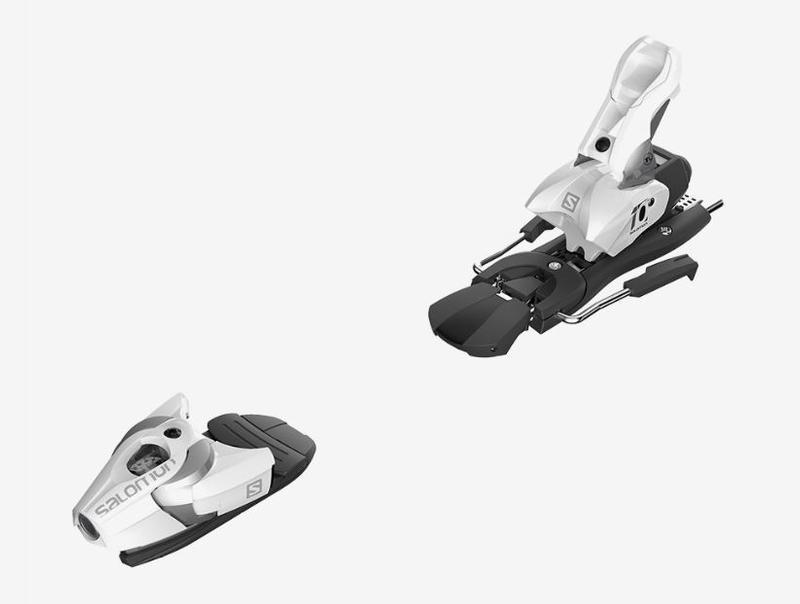 Women's Z10 Ti White/Silver B100 (20/21)