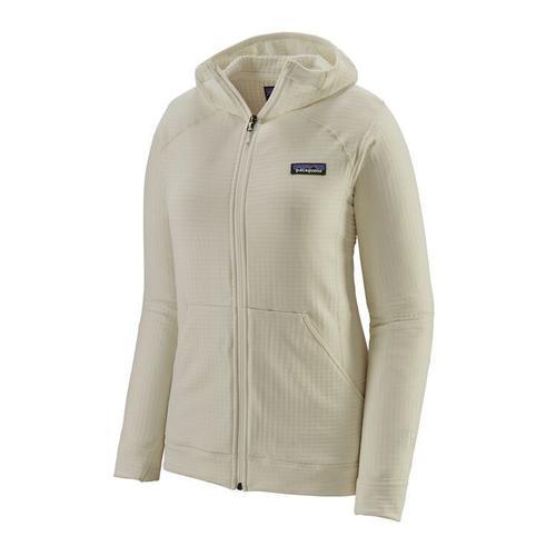 Women's R1 Fleece Full- Zip Hoody