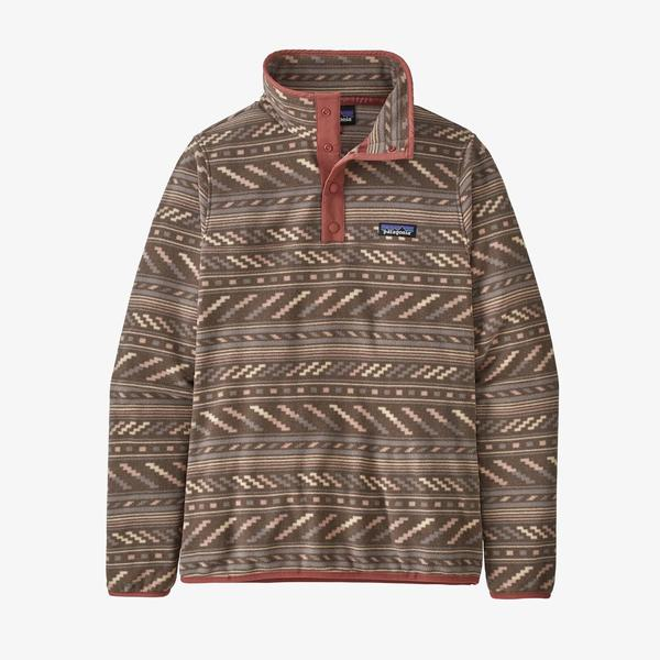 Women's Micro D Snap- T Fleece Pullover