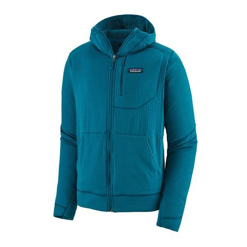 R1 Fleece Full- Zip Hoody