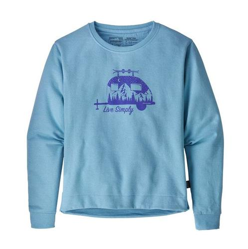 Women's Live Simply Trailer Uprisal Crew Sweatshirt