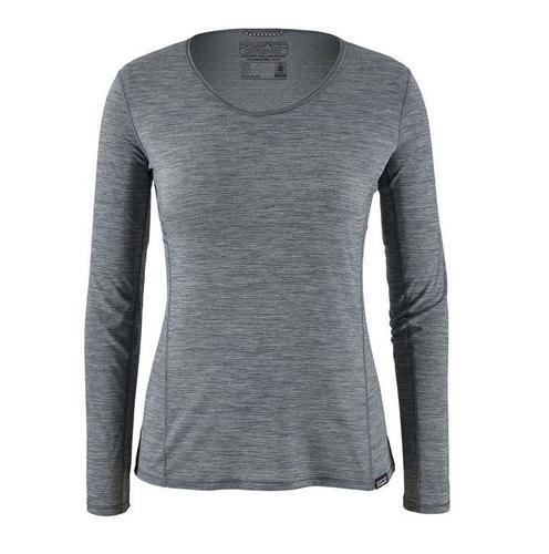 Women's Long- Sleeved Capilene Cool Lightweight Shirt