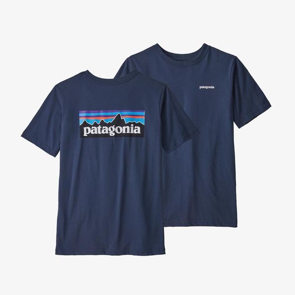 Boy's Graphic Organic Cotton T- Shirt