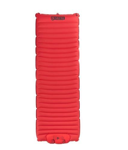 Cosmo 3d Sleeping Pad + Foot Pump - Long Wide