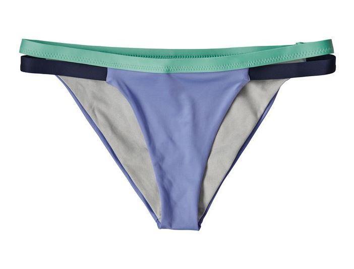 Women's Nanogrip Banded Bikini Bottoms