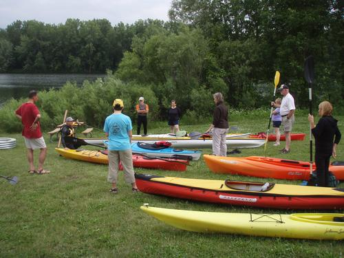 Intro To Kayaking Class June 23rd