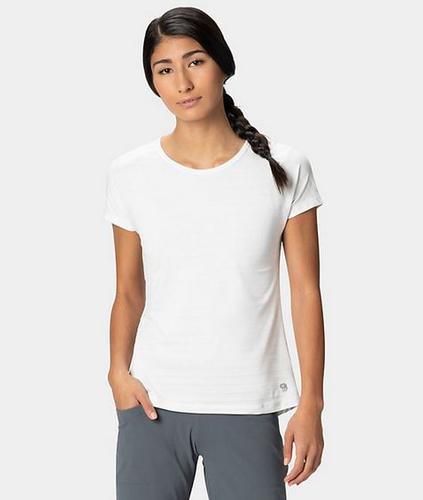 Women's Mighty Stripe Short Sleeve T- Shirt