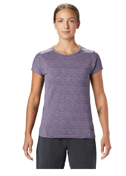 Women's Mighty Stripe Short Sleeve T- Shirt