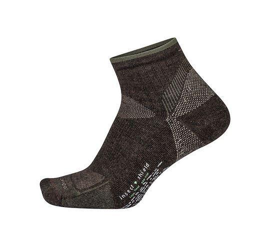 Bugsaway Solstice Canyon Quarter Socks