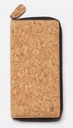 Cork Zipper Wallet