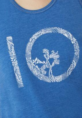 Women's Leafy Ten T