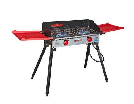 Pro 60x Two- Burner Stove