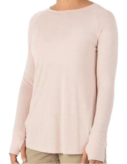 Women's Bamboo Weekender Long Sleeve