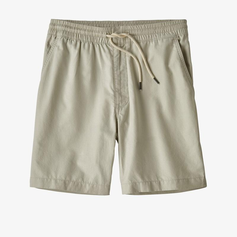 Men's Lw All- Wear Hemp Volley Shorts - 7