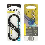 S-BINER SLIDELOCK #3- STAINLESS STEEL