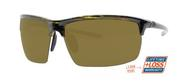 Vapor 3 Kale/Colorblast Brown Sunglasses