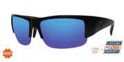 Titan Abyss/Blue Mirror Sunglasses