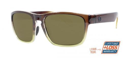 Seafarer Caramel Fade/Core Brown Sunglasses