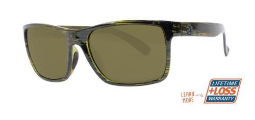 Mariner Kale/Core Brown Sunglasses