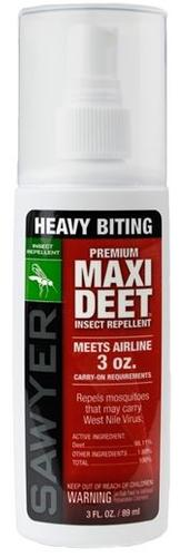 Maxi - Deet Insect Repellent 3oz Pump