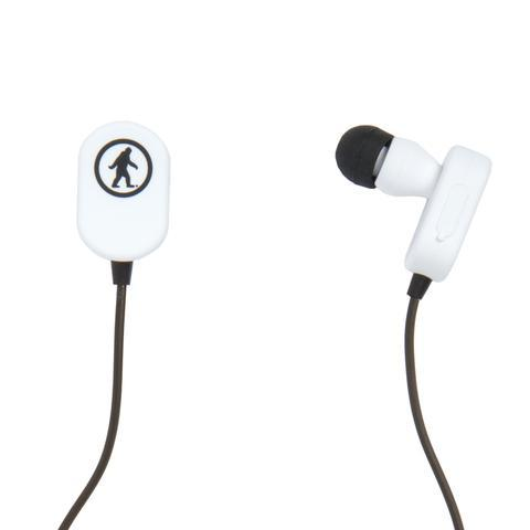 Tags 2.0 Bluetooth Earbuds - White