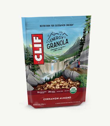Clif Energy Granola - Cinnamon Almond