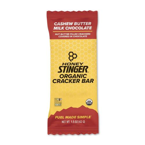 Organic Cracker Bar - Cashew Butter Milk Chocolate