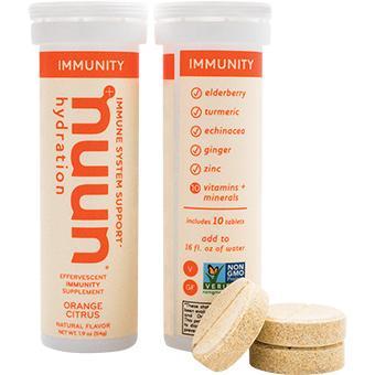 Nuun Immunity - Orange Citrus