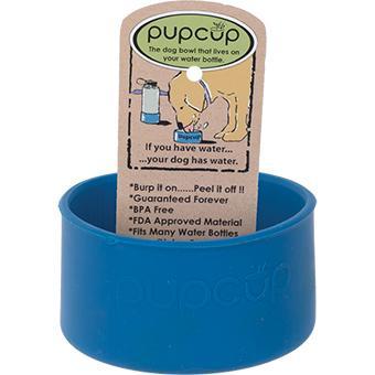 Original Pupcup - Big Toe Blue