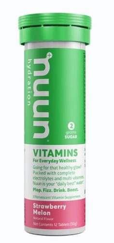 Nuun Vitamin - Strawberry/Melon
