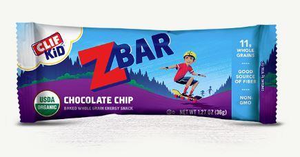 Clif Zbar - Chocolate Chip