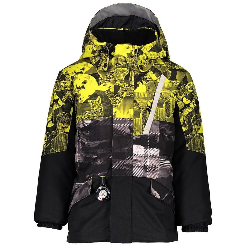 M- Way Jacket