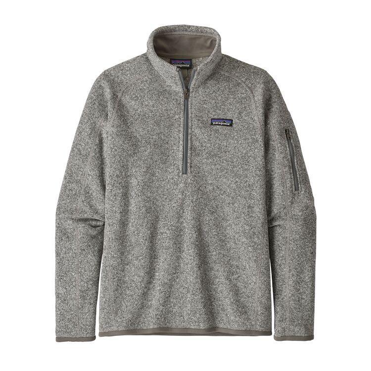 Women's Better Sweater 1/4- Zip Fleece