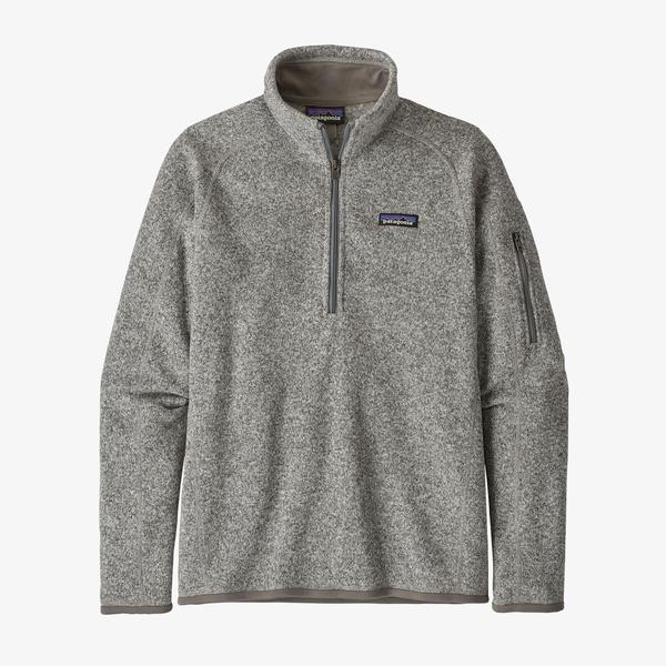 Women's Better Sweater 1/4- Zip Fleece