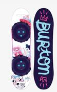 Girls' Chicklet Flat Top Snowboard (20/21)