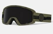 Semi Goggle - Olive Dye Line / Ultra Black/Yellow (18/19)