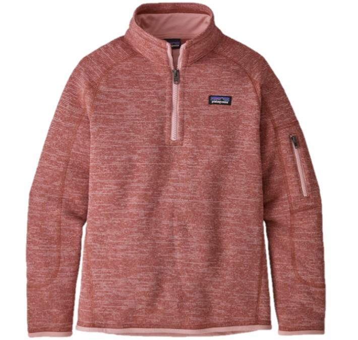 Girl's Better Sweater 1/4 Zip Fleece