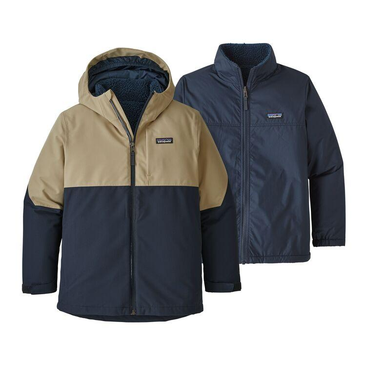 4- In- 1 Everyday Jacket