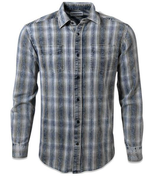 Hombre Long Sleeve Shirt