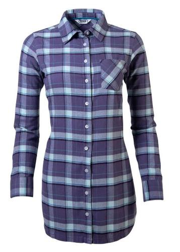 Women's Penny Flannel Tunic