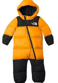 Baby Nuptse One- Piece