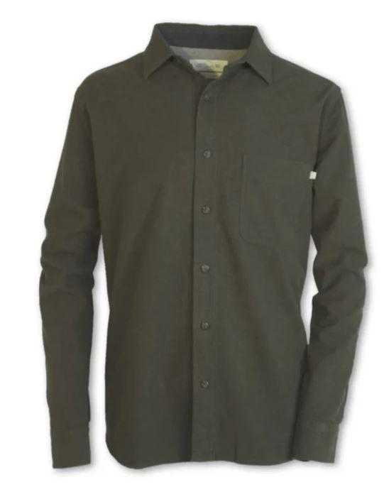Chamois Button - Up Shirt