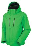 Vibe Waterproof Insulated Stretch Jacket With Removable Hood